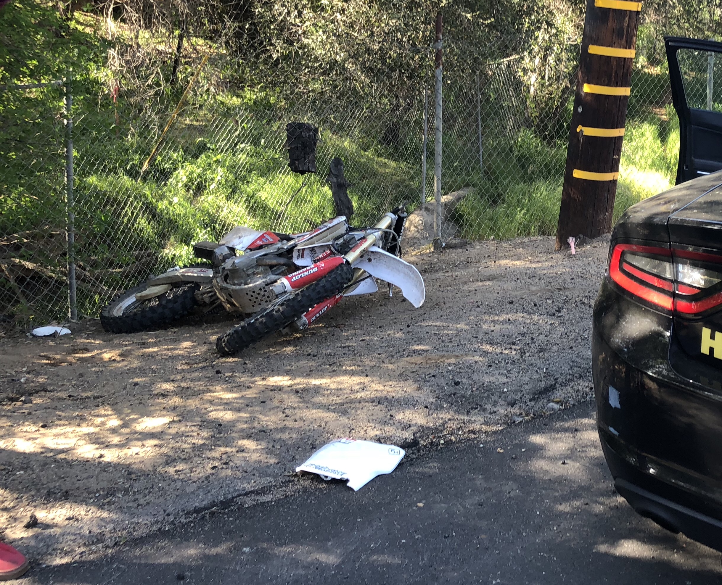 motorcycle fatality pictures  Motorcycle Fatality on MacTan   Valley Roadrunner