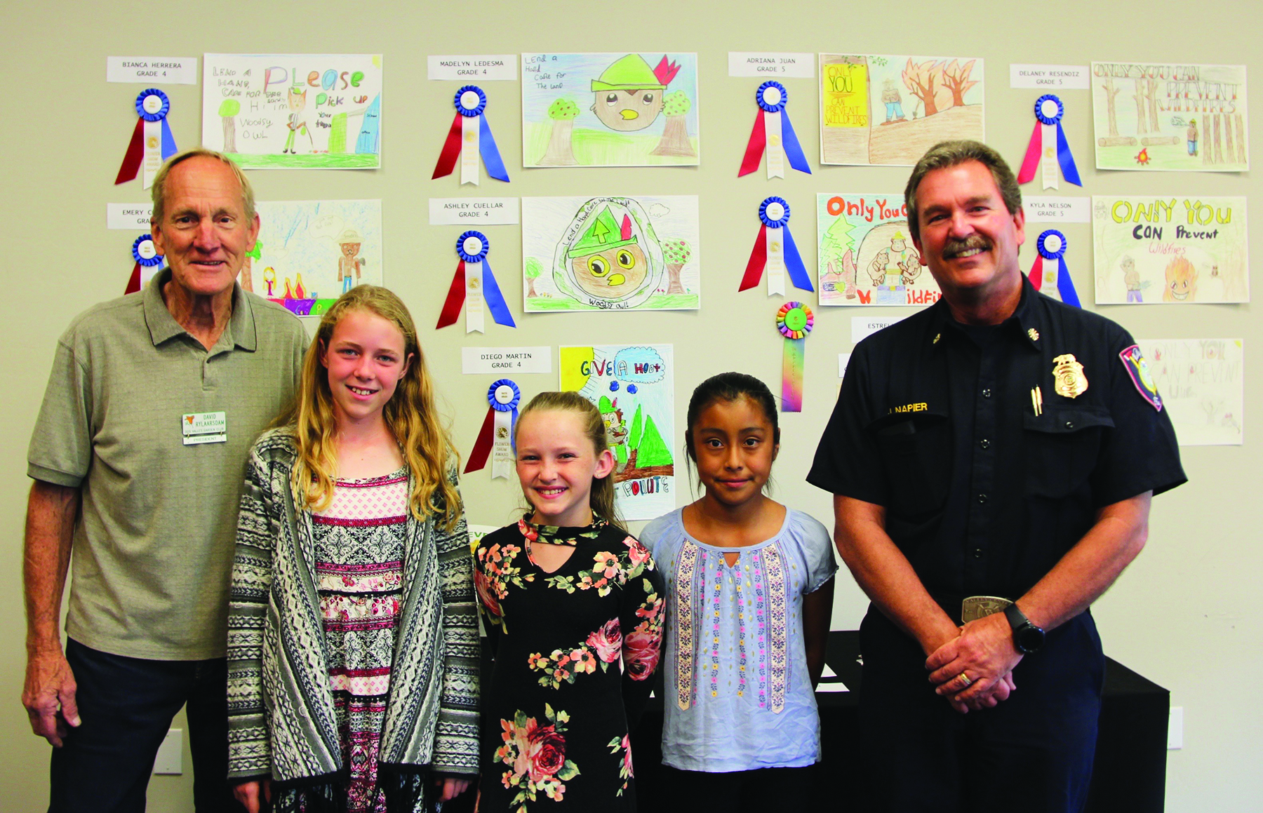 Local girl wins 2nd place in statewide contest | Valley