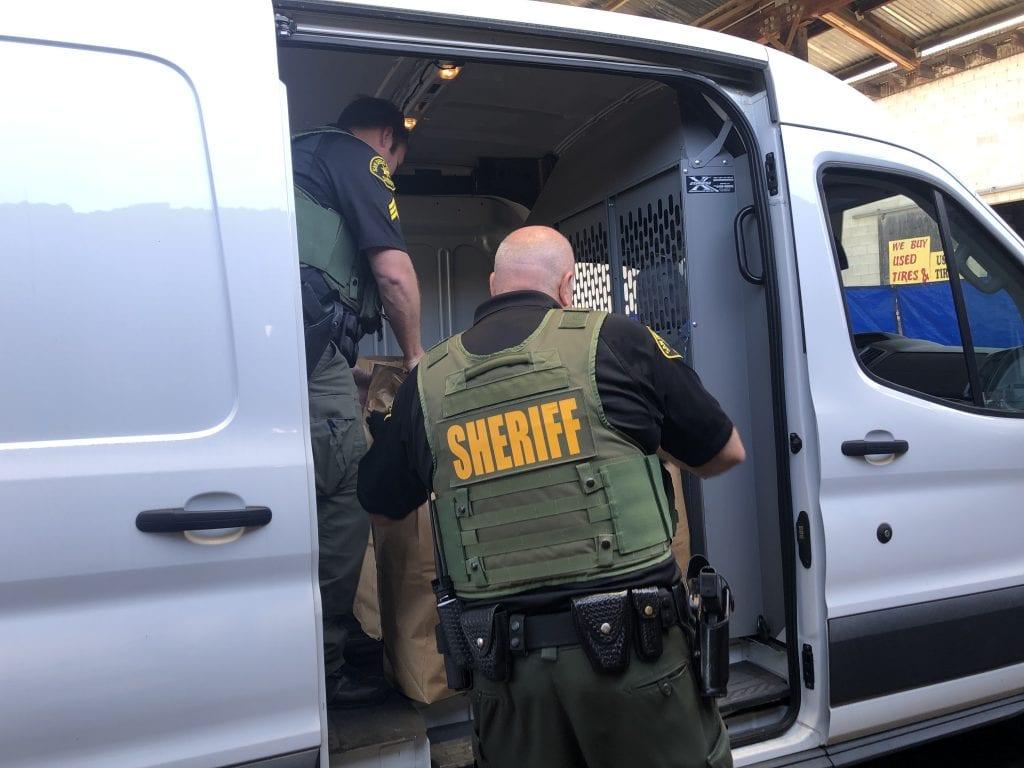 Warrant Service at Marijuana Dispensary on VC Road | Valley Roadrunner
